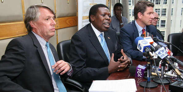 Wamalwa warns of plot to derail polls