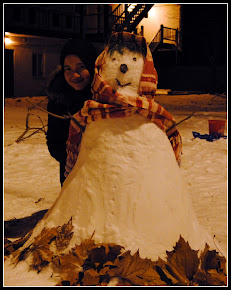 : meet my snowsister :
