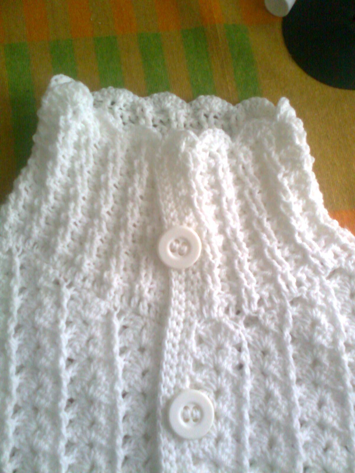 Como Hacer Vestidos De Crochet