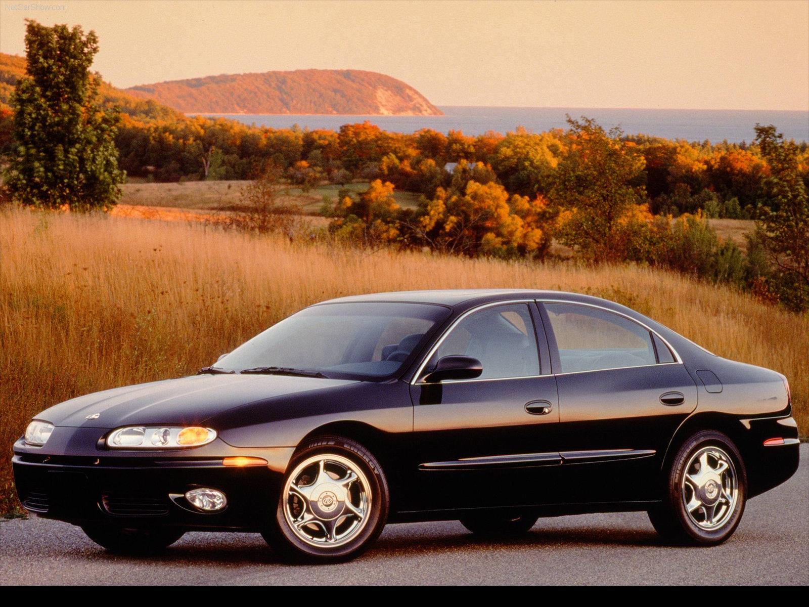 Hình ảnh xe ô tô Oldsmobile Aurora 2001 & nội ngoại thất