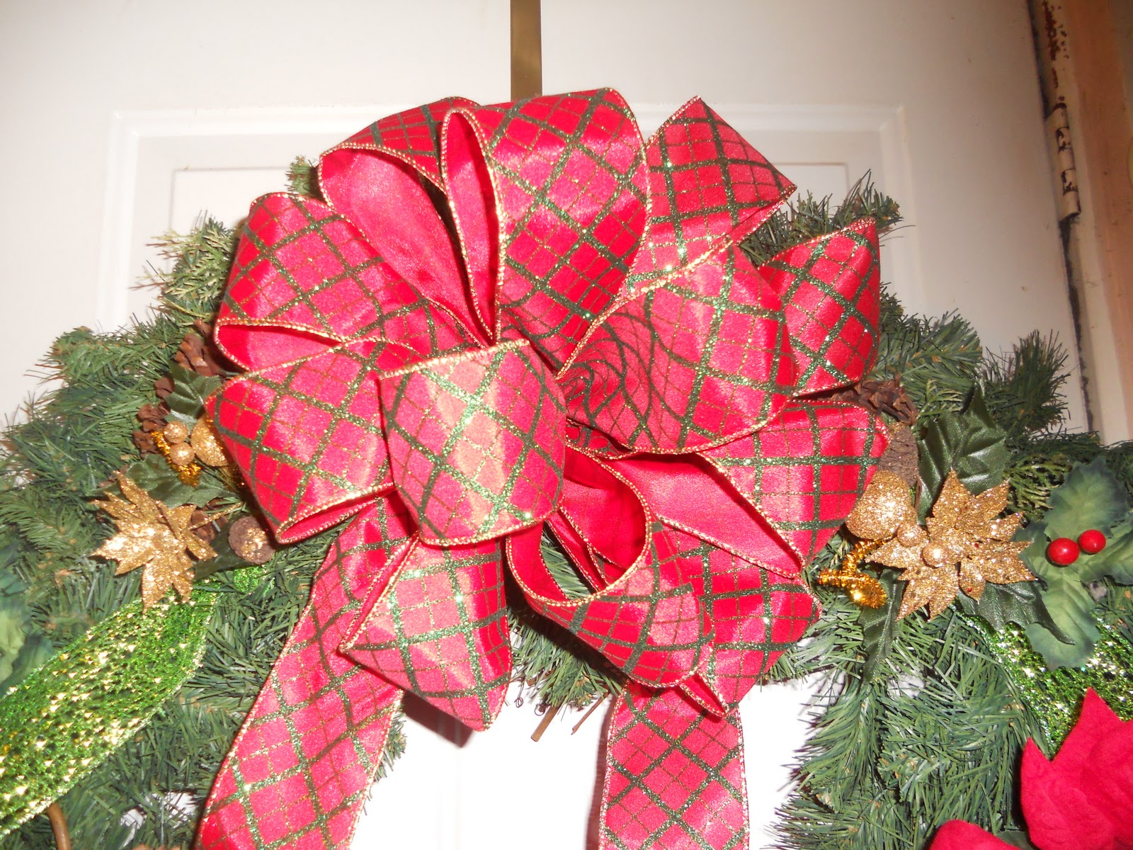 Creando con el corazon 12 dias de navidad dia 4 - Lazos arbol navidad ...