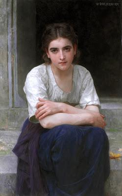 The elder sister by william bouguereau essay