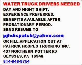 Patrick Hoopes Trucking Inc.