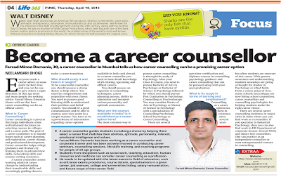 Offbeat Career - Become a Career Counsellor