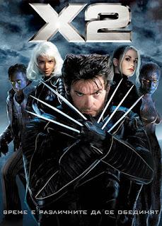 X-Men 2 (2003) 720pHD