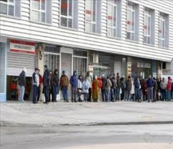 Vivir para ver paro registrado en canarias abril del 2012 for Oficina empleo canarias