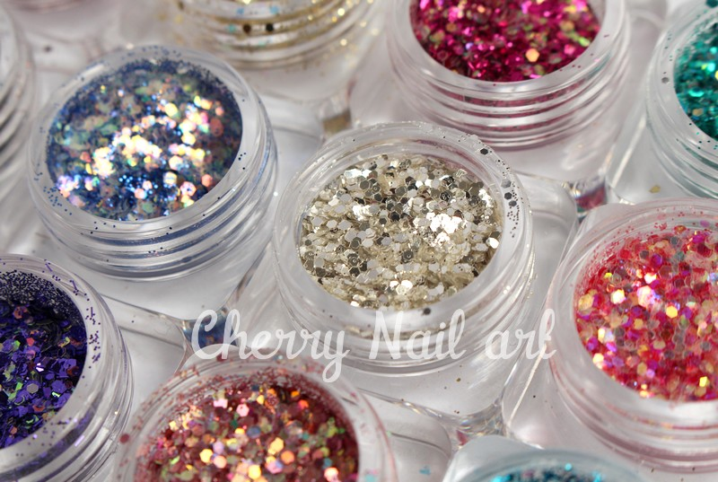adnails set paillettes