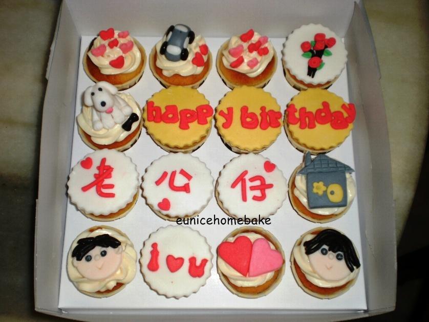 Eunice Home Bake Klang Happy Birthday Sweetheart