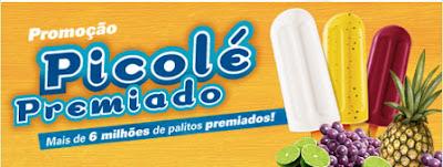 Promoção Picolé Premiado Nestlé