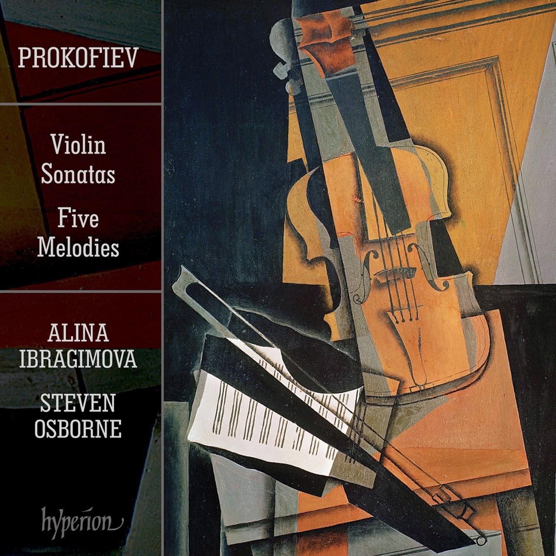Prokofiev Violin Sonatas - Alina Ibragimova, Steven Osborne - Hyperion CD67514