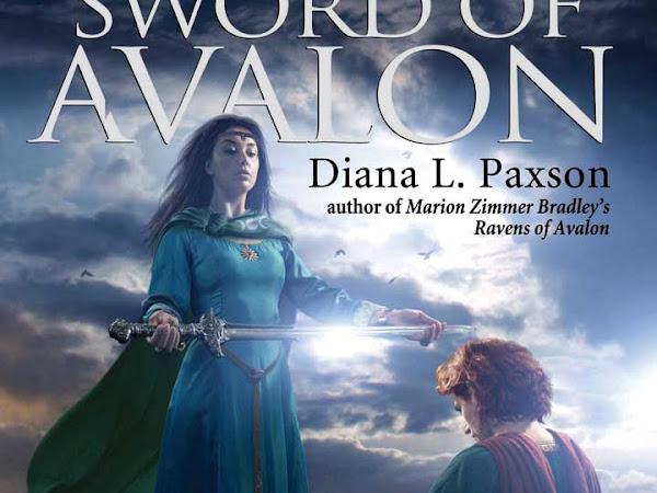 Quero na minha estante! A Espada de Avalon