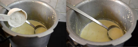 How to make pal payasam