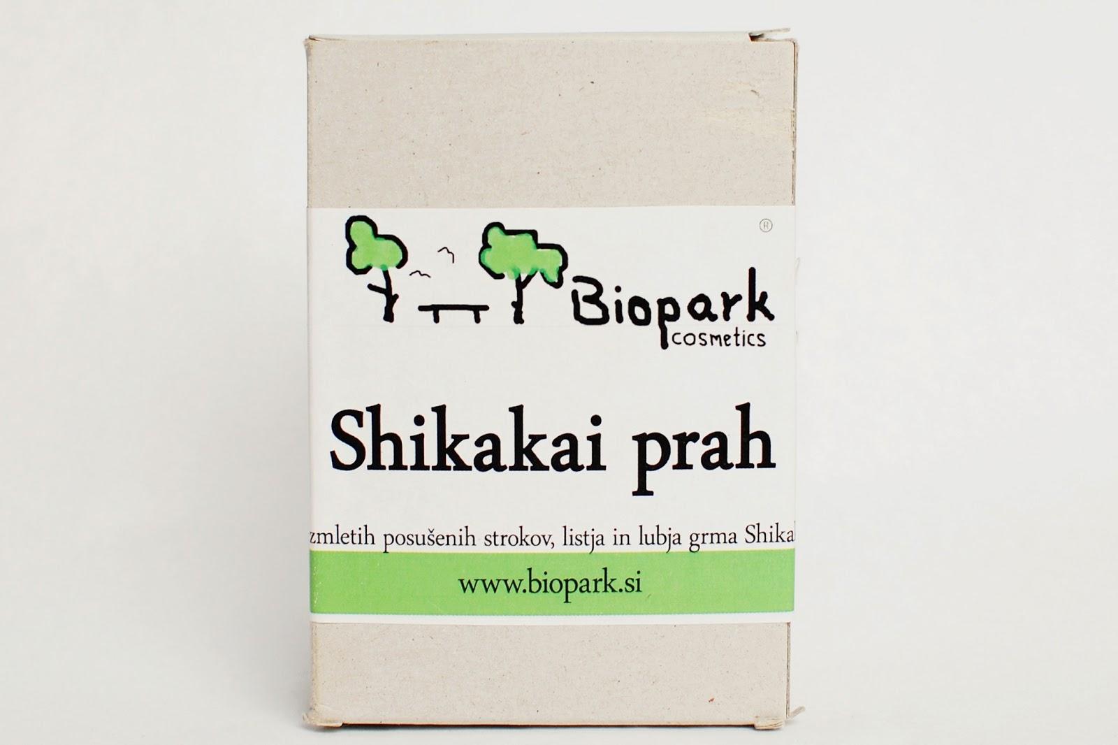 Biopar Shikakai prah