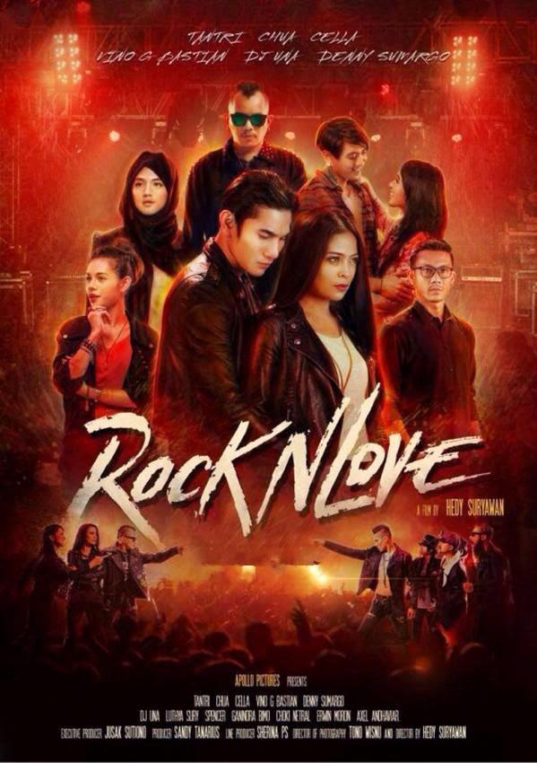 Review Film Rock N Love 2015 Terbaru