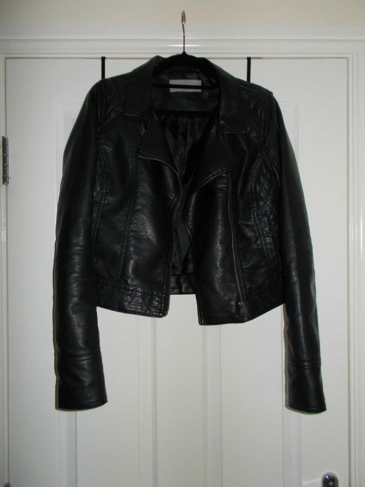Tk maxx leather jackets