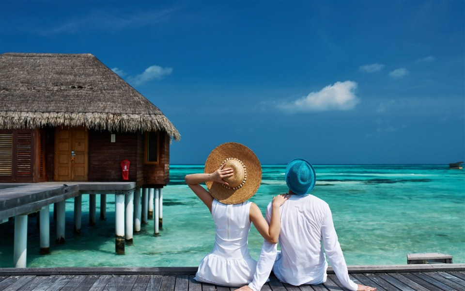 Top 11 most romantic places in world for vacations honeymoon for Best places for honeymoons
