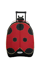 Picture of Samsonite Sammies Funny Face - Kids Ladybird Bag