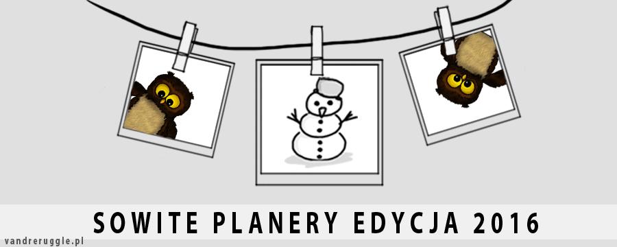 Sowite planery i darmowe kalendarze DIY