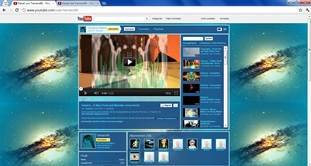 Altes YouTube-Kanal-Design...