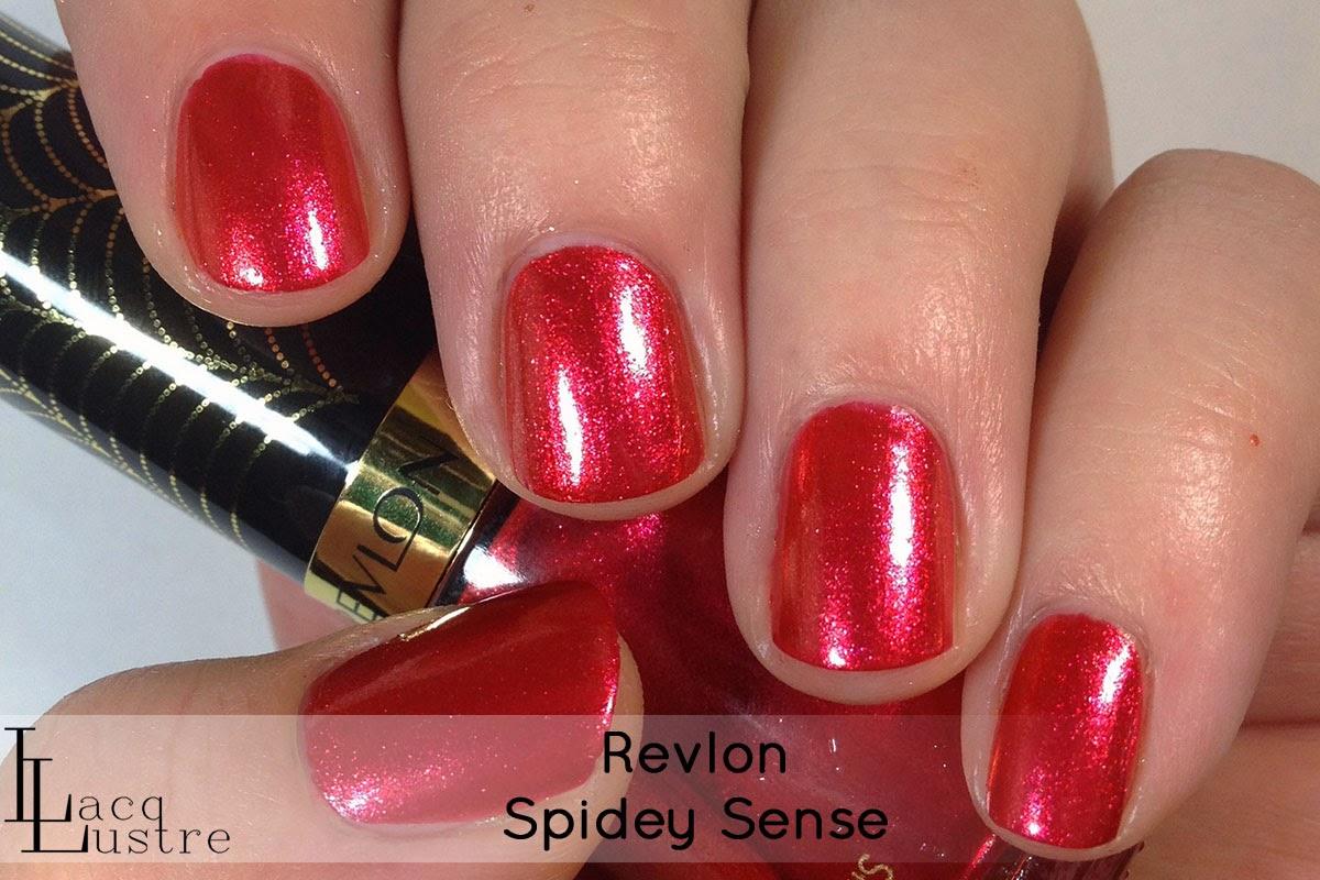 Revlon Spidey Sense swatch