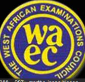 waec gce timetable 2015