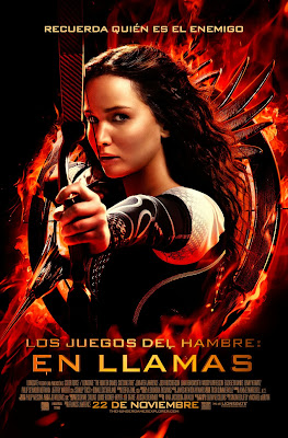 Los Juegos Del Hambre 2 (2013) [Dvdrip] [Latino]