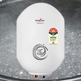 Kenstar Aquajoy (KGS25G8P) Online | Buy Kenstar Aquajoy Geyser, India - Pumpkart.com