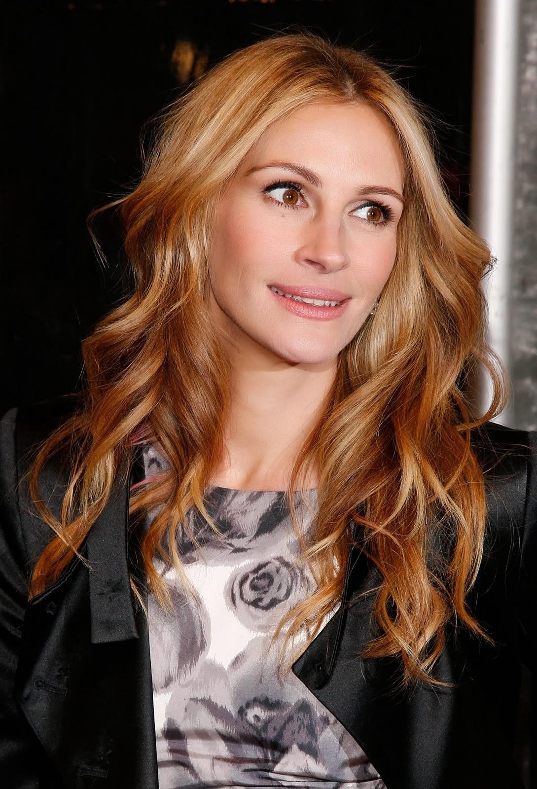 Gambar Gaya Model Rambut Keriting Gantung Untuk Wajah Bulat 2014