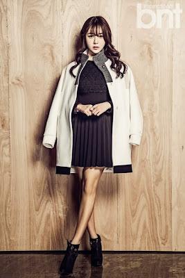 Cheon I Seul - bnt International December 2013