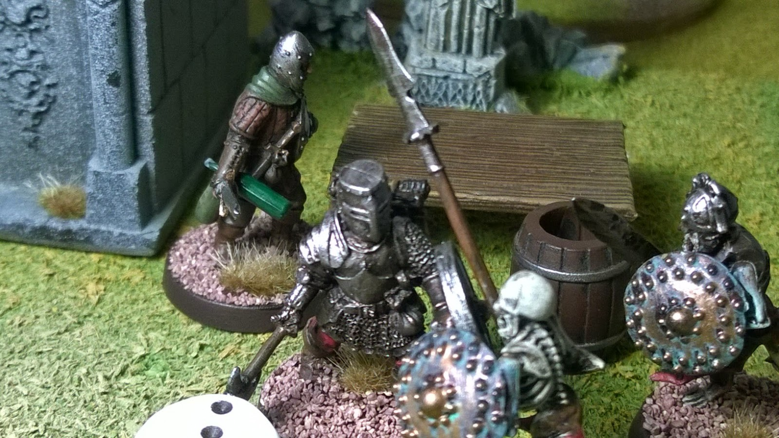open combat second thunder skirmish game otherworld miniatures