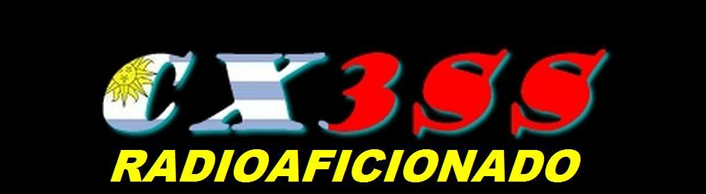 RADIOAFICIONADO   CX3SS-