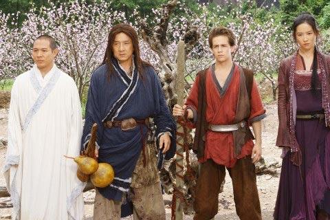 crystal liu yifei in forbidden kingdom photo 05