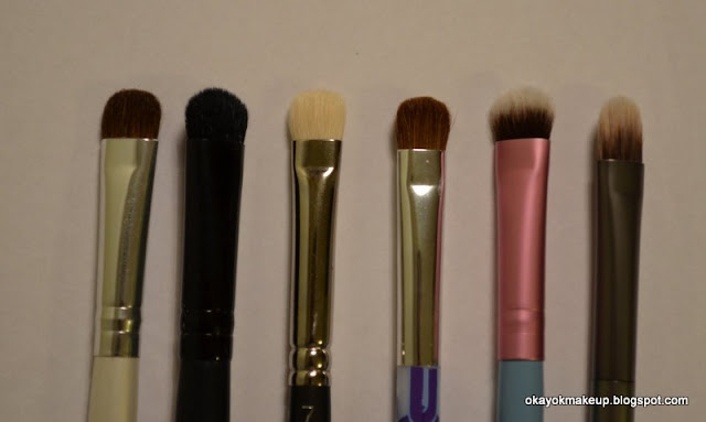 elf mac sigma sonia kashuk urban decay eyeshadow brush