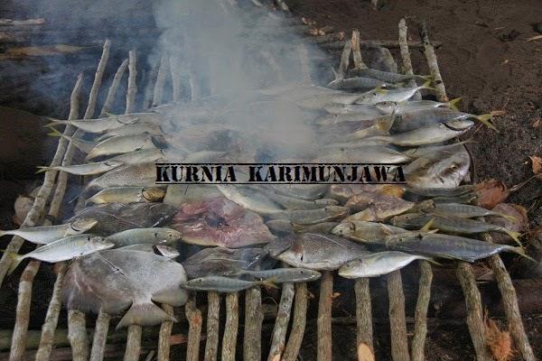bakar ikan karimunjawa