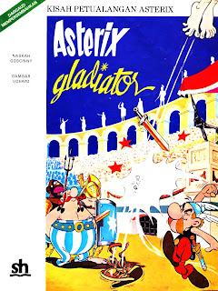 eBool Komik Bahasa Indonesia Asterix Gladiator