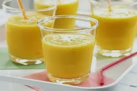 Refresco de Piña y Mango