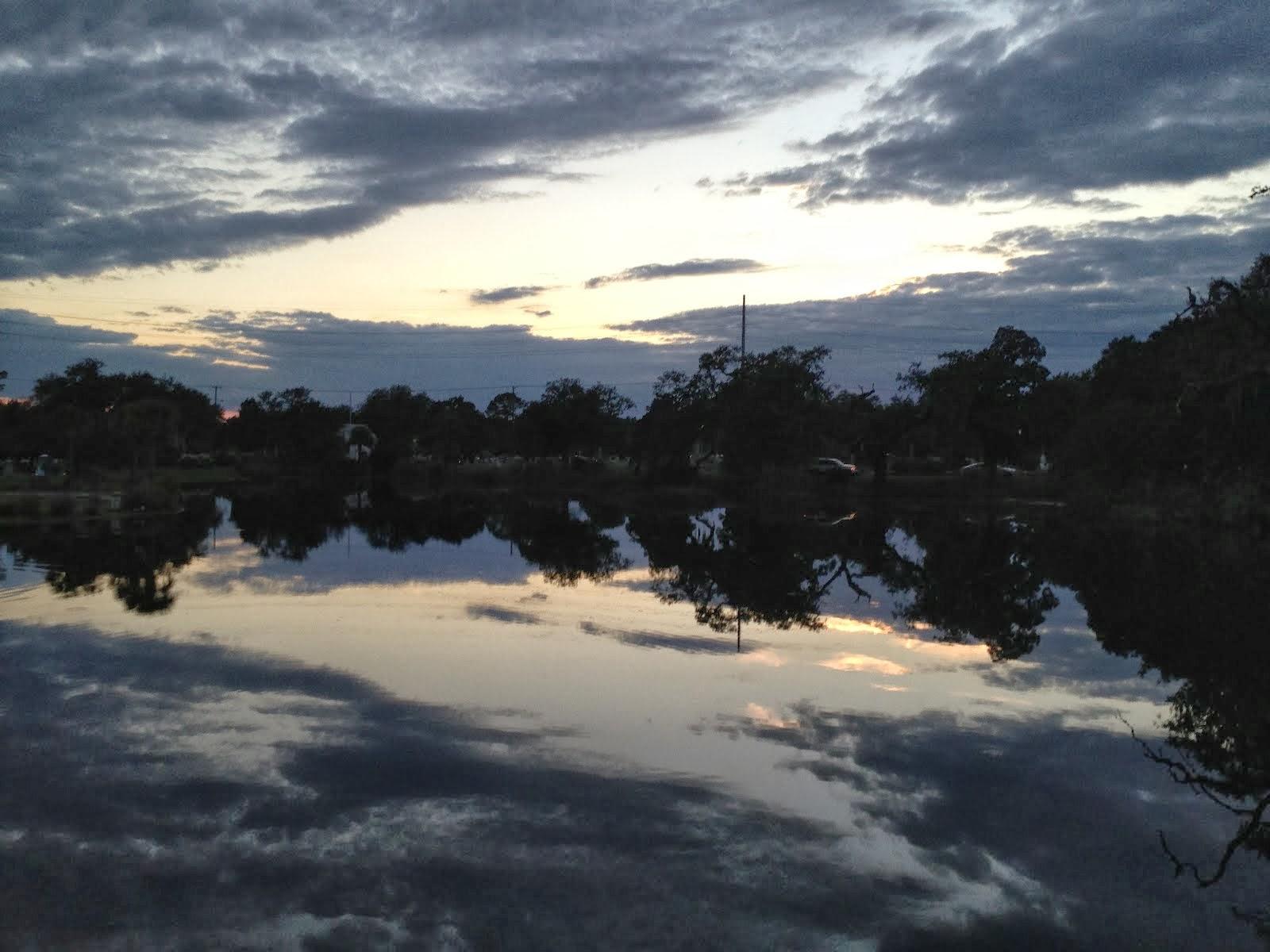 Sunset Magnolia Cemetery