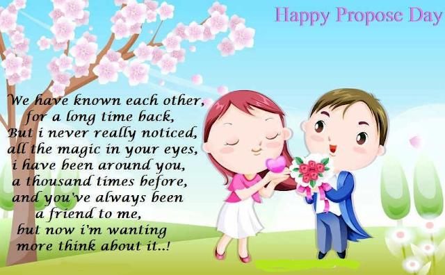 Propose Day par Karen Pyar ka Ijhar