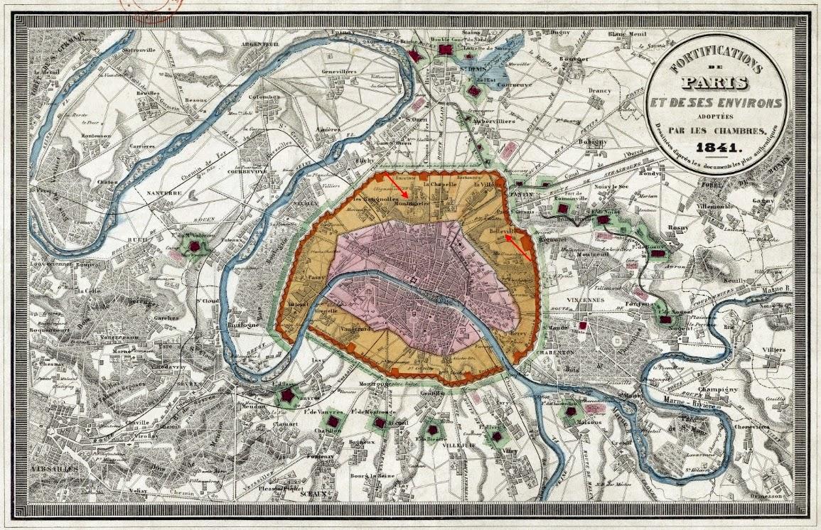 Written In Stoneseen Through My Lens Geological Legacies Of - Paris map quarters