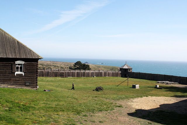 fort ross russian trading fur