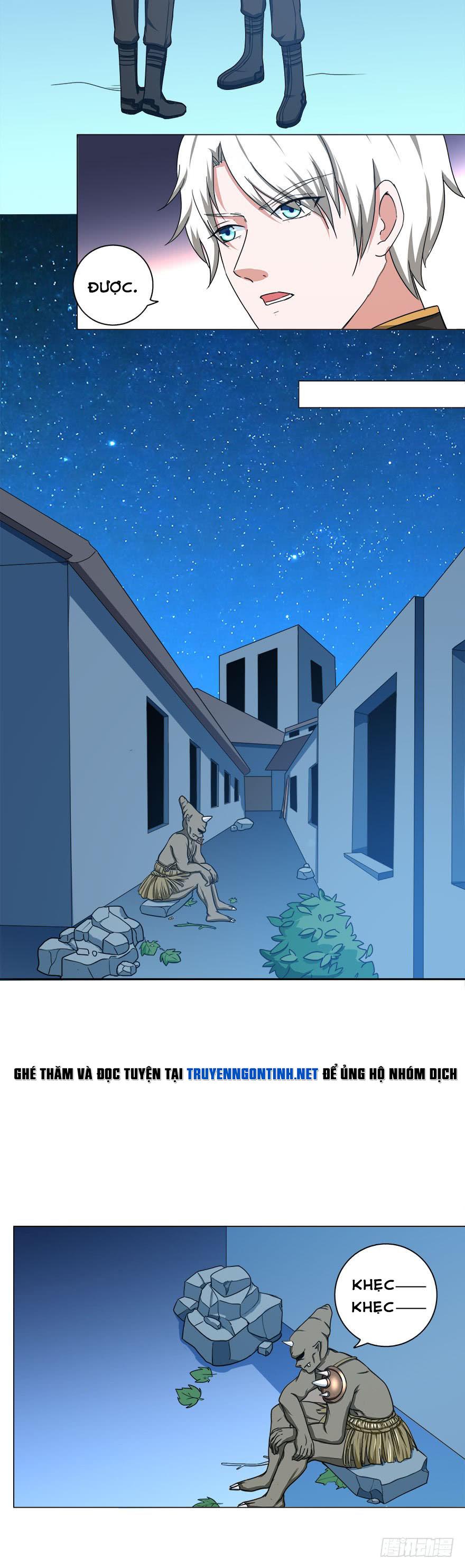 Đô Thị Tu Luyện Cuồng Triều chap 12 - Trang 9
