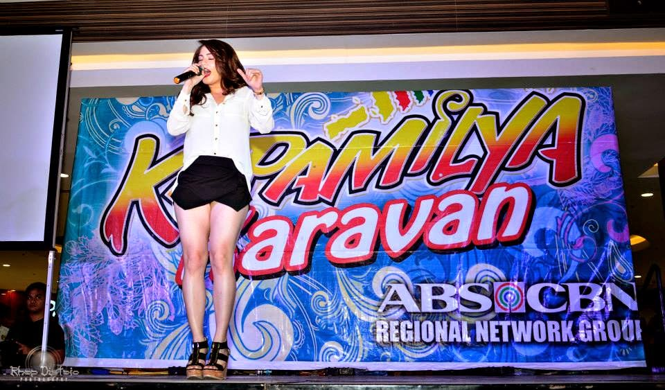 Jessy Mendiola, Roxas City Airport, Capiztahan 2014