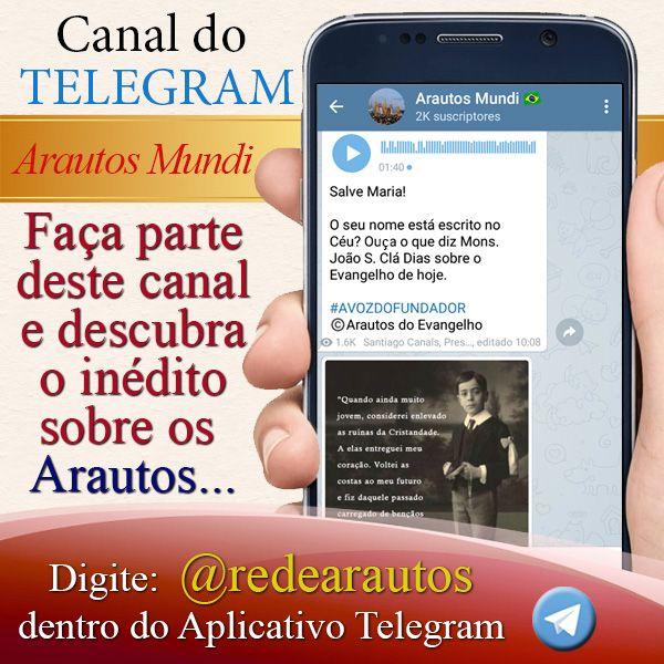 ARAUTOS MUNDI-TELEGRAM