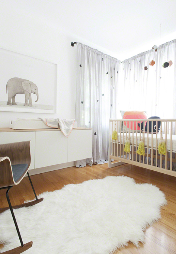 Rafa Kids Minimalist Nursery From The Animal Print Shop