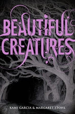 The cover of Beautiful Creatures by Kami Garcia and Margaret Stohl