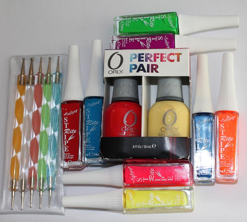 Lucky Nail Supply: Nail Art Supplies Giveaway
