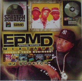 "EPMD – Special Edition Mixtape ""Handle Your Business"" (CD) (2006) (320 kbps)"