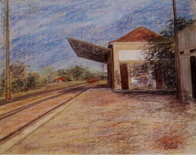 Estação da E.F. Sorocabana
