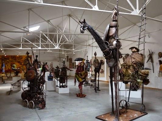LE MUSEE DE L'ART EN MARCHE