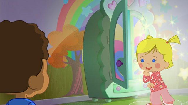 Chloe's Closet Cartoon Pictures
